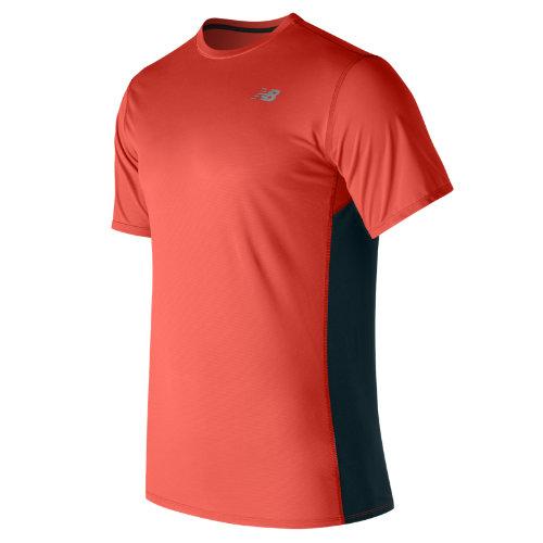 New Balance Accelerate Short Sleeve Boy's Clothing - MT53061AO