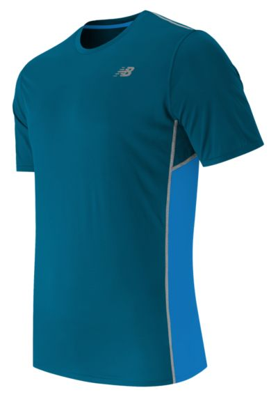New Balance 53061 Men's Accelerate Short Sleeve | MT53061DTB