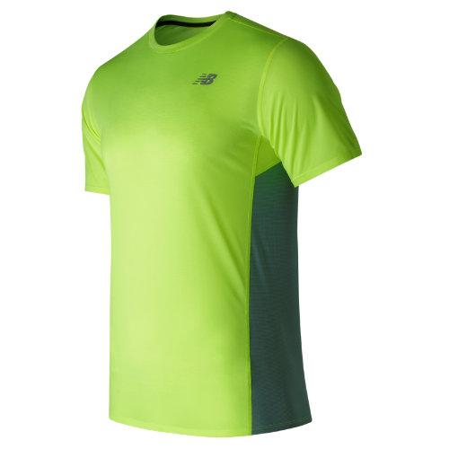 New Balance Accelerate Short Sleeve Boy's Clothing - MT53061HIL