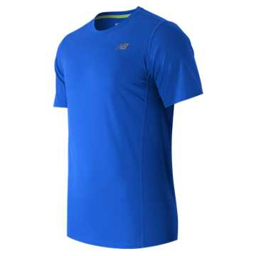 New Balance Accelerate Short Sleeve, Pacific