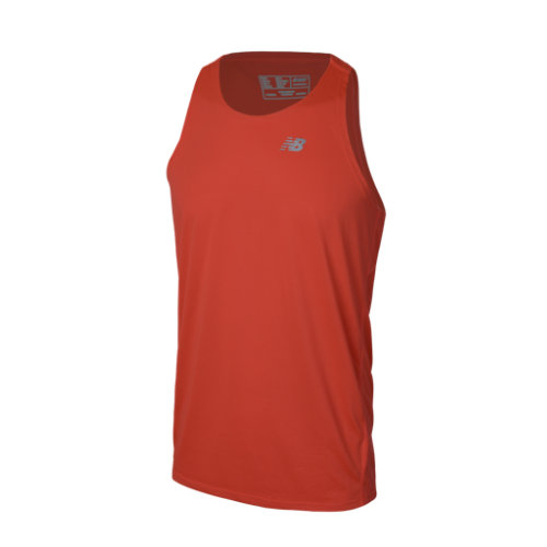New Balance 53067 Men's Accelerate Singlet : MT53067FLM