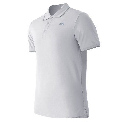 New Balance : Challenger Classic Polo : Men's Tennis : MT53415WT