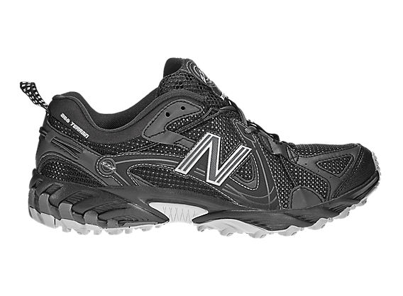 New Balance 573, Black with Silver