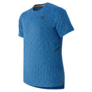 Max Speed Short Sleeve Top, Sonar