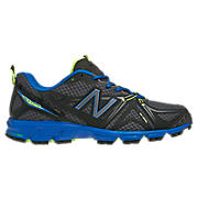 New Balance 610v2, Grey with Cobalt Blue & Lime Green