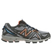 New Balance 610v2, Grey with Orange & Blue