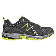 New Balance 610, Black with Yellow & Grey