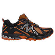 New Balance 610, Black with Orange