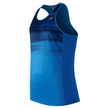 New Balance NB Ice Singlet, Sonar