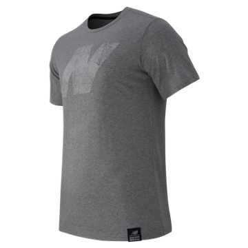 New Balance N Tee, Athletic Grey