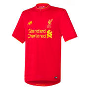 NB LFC Mens Home SS Jersey, High Risk Red