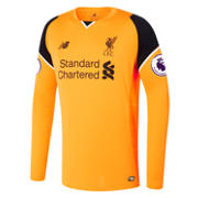 NB LFC Mens Mignolet Away EPL Patch GK LS Jersey, Impulse