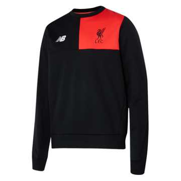 New Balance LFC Mens Elite Training Sweatshirt, Black
