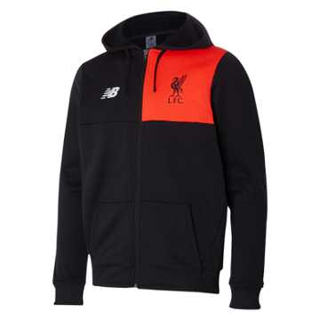 New Balance LFC Mens Elite Training Hoodie, Black