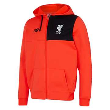 New Balance LFC Mens Elite Training Hoodie, Flame