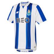 New Balance FC Porto Mens Home SS Jersey, White