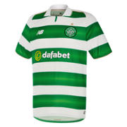 NB Celtic Mens Home SS Jersey, White