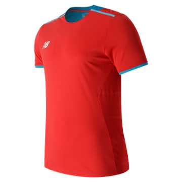 New Balance Tech Training Dry XX Jersey, Atomic