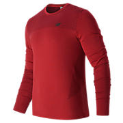 M4M Seamless Long Sleeve Top, Atomic