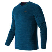 NB M4M Seamless LS Top, Barracuda