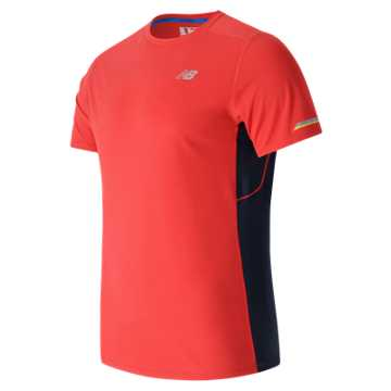 New Balance NB Ice Short Sleeve, Atomic with Galaxy
