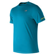 NB Ice Short Sleeve, Blue
