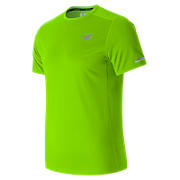 NB Ice Short Sleeve, Energy Lime