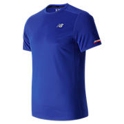 NB Ice Short Sleeve, Team Royal