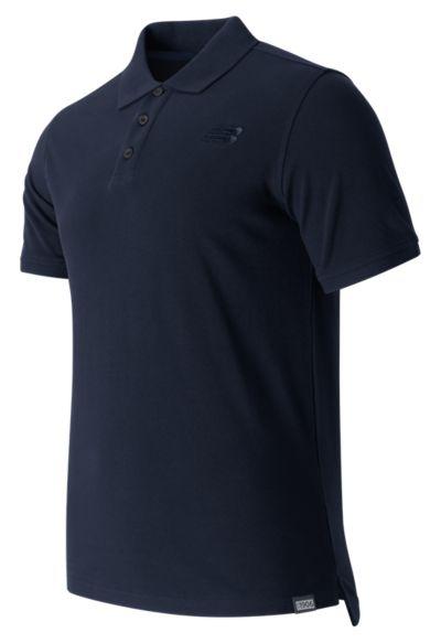 New Balance 63553 Men's Classic Polo | MT63553NV