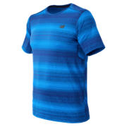 NB Kairosport Tee, Atlantic Heather
