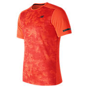 Max Intensity Short Sleeve, Alpha Orange with Atomic