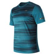 Max Intensity Short Sleeve, Moroccan Blue