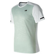Max Intensity Short Sleeve, White with Concrete