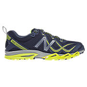 New Balance 710, Navy with Lime Green & Grey