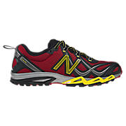 New Balance 710, Red with Black & Yellow