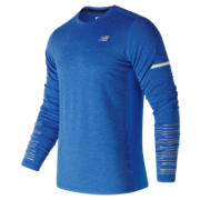 NB Viz Long Sleeve, Electric Blue