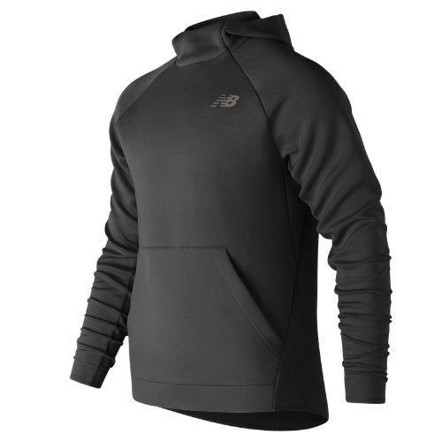 New Balance Game Changer Elite Hoodie Boy's All Clothing - MT73006BK
