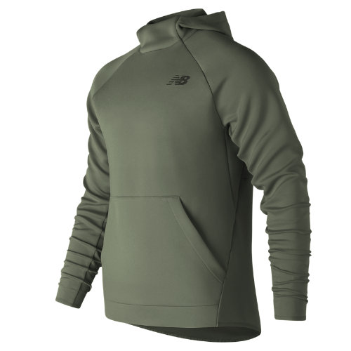 New Balance Game Changer Elite Hoodie Boy's All Clothing - MT73006MFG
