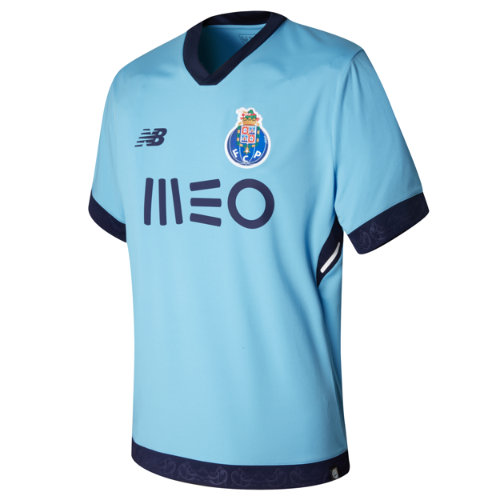 New Balance : FC Porto Mens 3rd SS Jersey : Unisex Third Kit 2017/18 : MT730073AIB