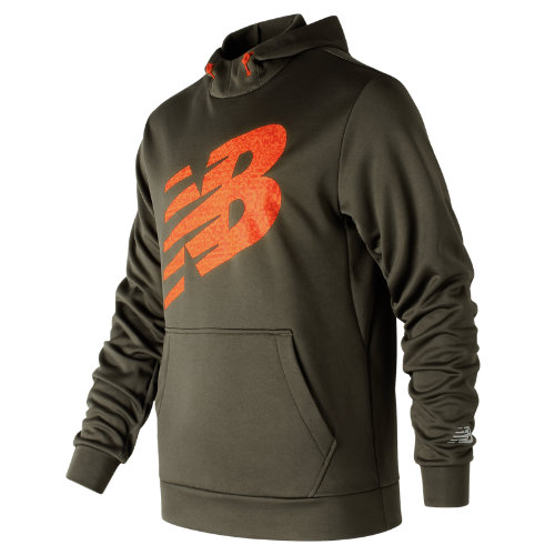New Balance Game Changer Fleece Hoodie Boy's All Clothing - MT73008MKG