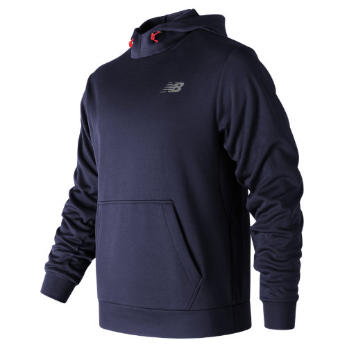New Balance : Game Changer Fleece Hoodie : Men's Performance : MT73008PGM