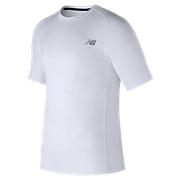 Challenge Short Sleeve, White