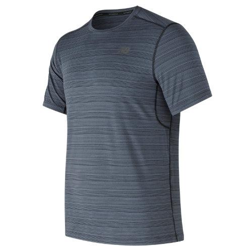 New Balance Fantom Force Short Sleeve Top Boy's Clothing Outlet - MT73054BK