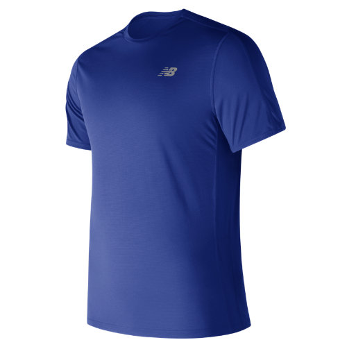 New Balance Accelerate Short Sleeve Boy's Performance - MT73061TRY