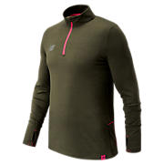 Elite Tech Training Mid Layer, Military Dark Triumph Green