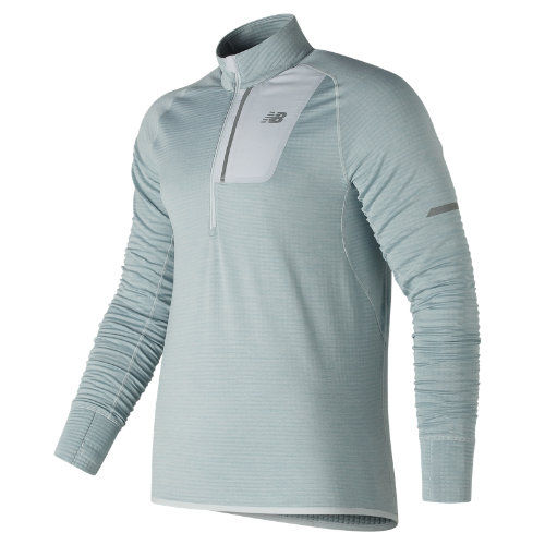 New Balance NB Heat Half Zip Boy's All Clothing - MT73220AFH