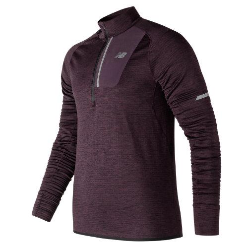 New Balance NB Heat Half Zip Boy's All Clothing - MT73220BOE