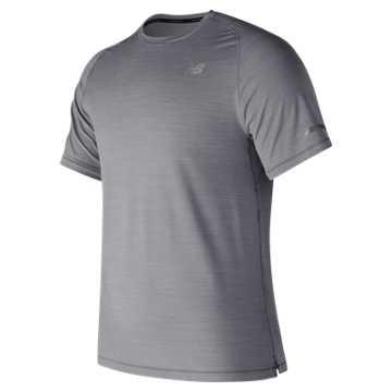 Seasonless Short Sleeve, Athletic Grey