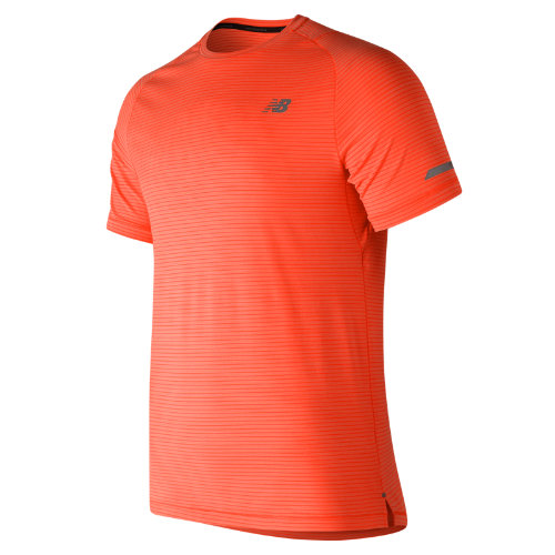 New Balance Seasonless Short Sleeve Boy's Performance - MT73233DME