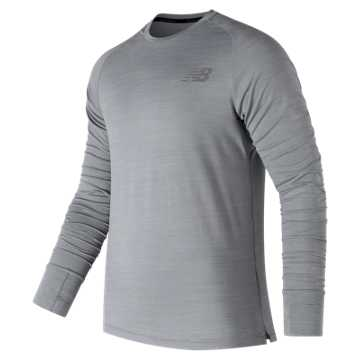 Seasonless Long Sleeve, Athletic Grey